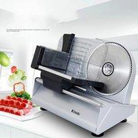 Fleischschleifer Elektrische Slicer Automatische Schneidemaschine Abnehmbarer Legierung Edelstahlmesser 200w Einstellbare Dicke