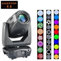 Guangzhou TIPTOP 300W Moving Head Light DJ Light DMX LED Uplighting Große angetriebene Moving Head Light Disco Lampenstangenmuster