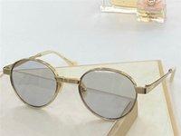 0782 neue damen mode brille galvanisieren retro volle rahmen gläser einfache mode männer einfache mode stil klein rahmen runde rahmen0782