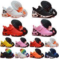 Mercurial Max Plus Tn KPU Designer Toddler TN Mercurial Kids Girl Shoes Children TN Plus Ragazzi Ragazze in esecuzione Sport Sneakers Allenatore TNS Chaussures Verser Enfant