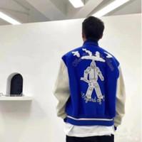 Человек дизайнеры одежды Hoodie полотенце вышивка куртка мужские зимние пальто мужчины дизайнеры свитера мужская одежда белый черный синий 06