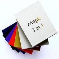 Magic 3 в 1 сухой травой испаритель Electronic сигареты с восковой травой назад MT3 стеклянный главный распылитель Evod аккумулятор 900mah Sigaretta Elettronica
