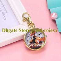 Casual unissex mulheres relógio de bolso colar acessórios camisola cadeia senhoras pendurado mens quartzo meninas relógios médios a00028