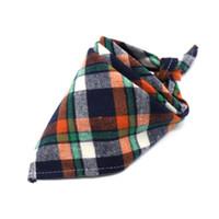 Dog Triangle Bandanas Регулируемая собака кошка кошка шеи шарф галстук бабочка галстука бандана воротник шейный угол для собак аксессуары клетки шрам 29 j2