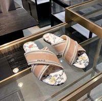 패션 여성 샌들 보헤미안 다이아몬드 슬리퍼 여자 아파트 플립 플롭 신발 여름 해변 슬라이드 샌들 SH008 C02