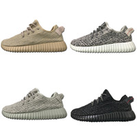 2021 Migliore Qualità Kanye West V1 Pirate Black Turtle Dove Moonrock Oxford Statico Black Reflective Men Donne Scarpe Street Sneakers # 065