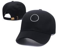 Moda Erkek Beyzbol Kap Şapka Kemik Kavisli Visor Casquette Kadınlar Gorras Ayarlanabilir Golf Spor Erkekler Için Hip Hop Snapback Caps