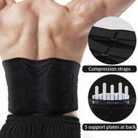 الخصر دعم حزام الرجال النساء عودة هدفين سريع إبزيم الشريط تنفس الجري اليوغا المنزل رياضة اللياقة البدنية