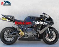For Honda ABS Fairing Kit CBR1000 RR 2006 2007 Black CBR1000RR 06 07 CBR 1000 RR 2006 07 Bodywork Set (Injection Molding)
