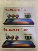 GPPLTE HEICARD A TURBO GPP V30 GeveyPro ICCID Auto desbloqueo de la tarjeta SIM para iPhoneXR XSMAX 11PRO MAX 4G iOS14