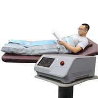 Vestito da massaggio della gamba dimagrante della pressione dell'aria professionale