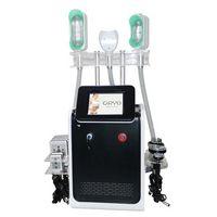 2020 뜨거운 판매 Cryoskin Fat Freeze Cryotherapy 360도 냉동 초음파 Cavitation Lipo 레이저 크로스 홈 살롱 장비