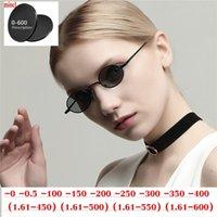 نظارات شمسية Diopter SPH 0 to -6.0 الانتهاء من قصر النظر الرجال النساء قرب النظارات المستقطبة النظارات البصرية ساحة القيادة نظارات NX