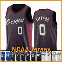 Damian 0 Lillard PortlandİzBlazer Basketbol Forması 2020 2021 Yeni Blazer Jimmy 22 Butler Luka Tyler 14 Herro 77 Doncic Murray