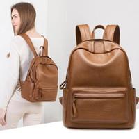 Emon Mummy Maternity Bag Bag GRANDE Capacità Mommy Travel Zaino Borsa Genuine Pelle Moda Madre Diaffo da infermiera NUOVO1