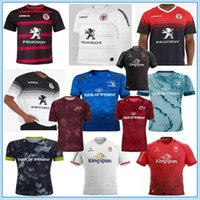 2020 Toulouse Munster City Rugby Jersey 2021 Leinster Rugby-Hemd Ulster 20 21 Trainings-Trikots Größe S-5XL