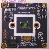 "Kameralar H.265 AI 1080P 1/3 ""SOI F37 CMOS Sensörü + 30WX (XM530 / IPC530) CCTV IP Kamera PCB Kurulu Modülü (İsteğe Bağlı Parçalar) 1"
