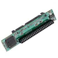 Adattatore da 2,5 pollici per adattatore SATA, convertire il computer portatile 44 pin IDE IDE PATA HDD hard disk hard disk SSD su un seriale ATA Port1