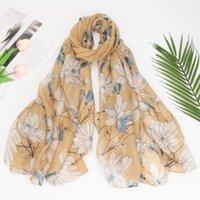 2021 otoño / invierno nueva bufanda hembra balinés hilado de algodón ropa de algodón shal grande tamaño impreso bufanda al por mayor