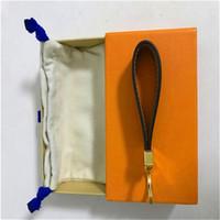 2021 Keychain L letra Couro Chaveiro Moda Chaveiro Chaveiro Chaveiro Carteira Cadeia de Carteira Portachiavi com caixa