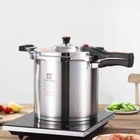 طاولات الأرز 8L طباخ ضغط الفولاذ المقاوم للصدأ المنزلية متعددة الوظائف التعريفي مبيعات المصنع العامة
