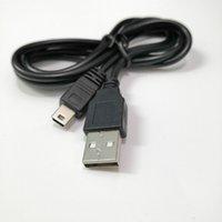 1M USB 2.0 إلى مصغرة 5 دبوس شحن شاحن شحن كابل كابل لسوني بلاي ستيشن 3 PS3 تحكم