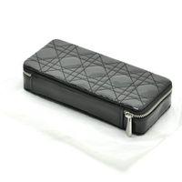 Makyaj Organizatör Saklama Çantası Kutusu AC403 Moda VIP Hediye Patent Deri Siyah Kapitone Konu Kozmetik Çantası Taşınabilir Çanta
