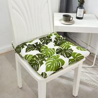 40 * 40 cm Almofada de assento na cadeira de algodão de almofada de almofada de almofada de assento sedentário almofada de inverno almofadas de inverno sofá macio Sofá Decoração de casa EEF3497