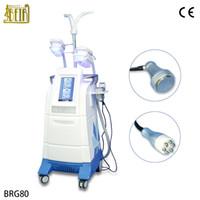 Cryo жир заморожевая машина криолиполиза криотерапия потери веса тела кавитация RF стройная красота оборудование 360 градусов