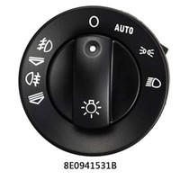 8E0941531B Auto Faro del faro Testa di controllo della testa adatta per A4 8E B6 B7 / A4 Avant (00-08) 8E0 941 531 B