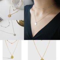 MLL6 Стерлинговые Серебряные Серебряные Ювелирные Изделия Сеть BVLGAN Ожерелья для Женщины Обавер Clasps Гладкая цепочка