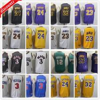 Jóvenes niños para hombre Retro Baloncesto 3 Allen Boys Iverson Jerseys barato Adulto 12 JA Niños Morant Top Top Calidad Basketball Jersey