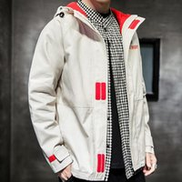 Giacche da uomo Giacca Kancoold Uomo Donne Donne Harajuku Giacca a vento con cappuccio Hip-Hop Streetwear Night Shiny Zipper Cappotti Jacke 86