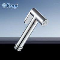 Badezimmer Duschköpfe Frap Multifunktions Hand Held Bidet Messing Spray Shattaf Kopfdüse Zubehör Zwei Wahlmöglichkeiten F21 F21-11