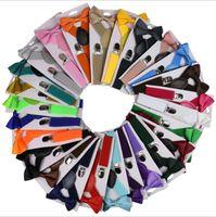 حزام بوتي مجموعة الطفل bjorn أطفال الحمالات مع القوس التعادل قابل للتعديل الفتيات بنين الحمالات بالجملة اكسسوارات الزفاف 26 ألوان XTL46