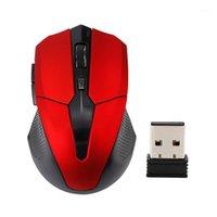 Mice Centechia Прибытие Мышь SEM Fio Портативный 2.4 ГГц Беспроводной Оптический Игровой Геймер Для ПК Ноутбук Pro Gamer1