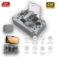 KY905 Mini Drone con cámara 4K HD Drones plegables de HD Quadcopter One-Tecny Devolver FPV Sígueme RC Helicopter Quadrocopter Kid's Toys1