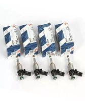 4x 06H 906 036P BOSCH OEM Fuel Injectors Set for VW GTI AUDI A3 A4 A5 Q5 2.0T