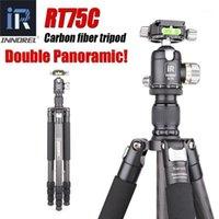 Innorrel RT75C Professional Video Câmera Tripod Monopé Alta Resistência 10 Camadas Fibra de Carbono Portátil para Digital DSLR Câmaras1