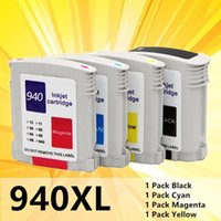 잉크 카트리지 940XL C4906A C4907A C4908A C4909A C4908A C4909A OfficeJet Pro 8000 8500 Compon Cartridge 교체 Chip1