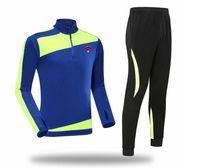 Clermont Ayak 2021 2022 erkek Ceket Pantolon Futbol Eşofman Futbol Eğitimi Suits Çocuklar Spor Jogging Giymek Yetişkin Tracksuts