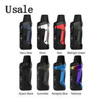 Geekvape Aegis Boost Le Bonus Kit Luxury Edition Built-in 1500mAh Batteria 40W Mod Pod con 3.7ml Cartridge B Series Bobina 100% originale