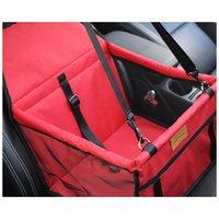 للطي مستلزمات الحيوانات الأليفة ماء الكلب حصيرة بطانية السلامة الحيوانات الأليفة مقعد السيارة حقيبة مزدوجة سميكة السفر الملحقات م jllkca sinabag