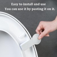 Portable Toilet Seat Cover Lifter Sanitary Closestool Cover Lift Handle For Travel Home Bathroom Accessories Toilet Accessories