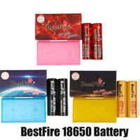 Authentisches Bestfire BMR IMR 18650 Batterie 3100mAh 3200mAh 3500mAh Wiederaufladbare Lithium Vape Box Mod Batterie 100% Original mit Verpackung