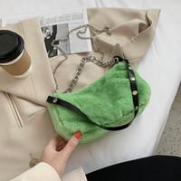 어깨 가방 여성 귀여운 허리 가방 숙녀 용 딱딱한 가방 소녀 크로스 바디 가방 여성 메시지 가방