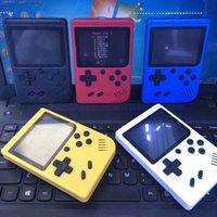 Portátiles Mini Mini Video Game Console Jugadores Retro 8 Bit 400 en 1 Plus Av Out Cable Color de 3.0 pulgadas LCD