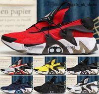 Boyut ABD 12 EUR Sneakers Kızlar Hurla Kadınlar Eğitmen Erkekler Huarache Scarpe Koşu Rahat Ayakkabılar Erkek Huraches Adapte Moda Spor Salonu 46 38 Tenis