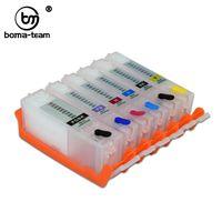 PGI-580 CLI-581 Recharge Cartouche d'encre permanente Chip Pour Canon PIXMA TR7550 TR8550 TS6150 TS6151 TS8150 TS8151 TS8152 TS9150