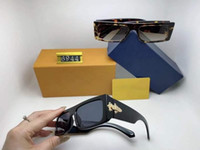 새로운 6944 럭셔리 여성 진주 선글라스 패션 전체 프레임 숙녀 빈티지 레트로 브랜드 디자이너 안경 여성 레저 태양 안경 조수